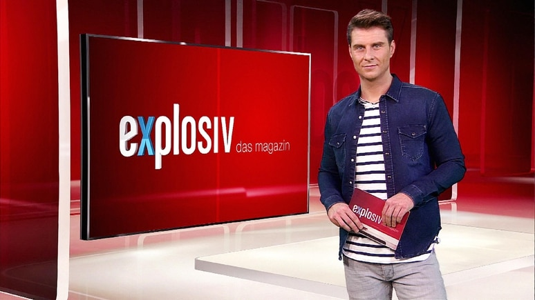 """Maurice Gajda ist der Neue bei """"Explosiv"""""""