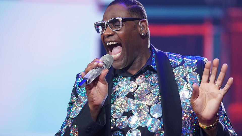 """Alphonso Williams zeigte sich 2017 noch voller Lebensenergie auf der DSDS-Bühne und holt sich den Titel """"Superstar"""""""