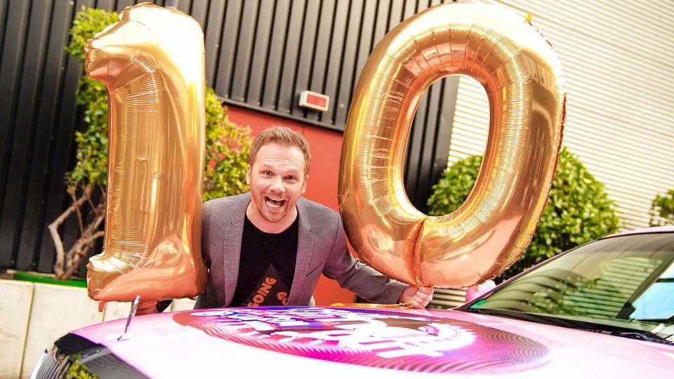 "Wir feiern 10 Staffeln ""Take Me Out"" mit Ralf Schmitz."