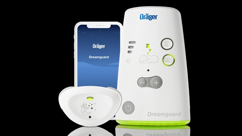 Sie haben dieses Babyphone mit Atemüberwachung gekauft? Vorsicht bei dem Ladekabel.