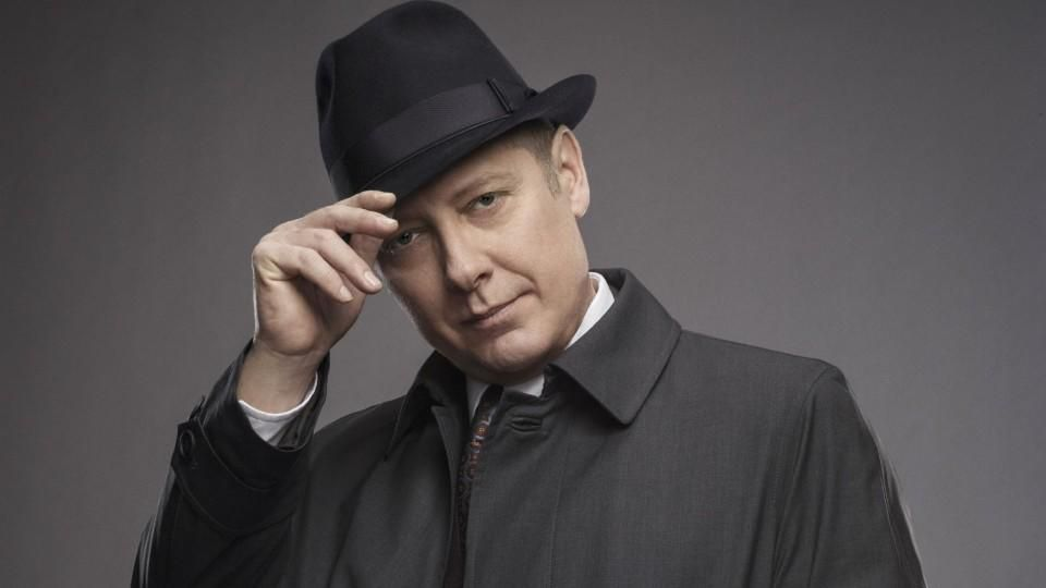 "Raymond ""Red"" Reddington (James Spader)"