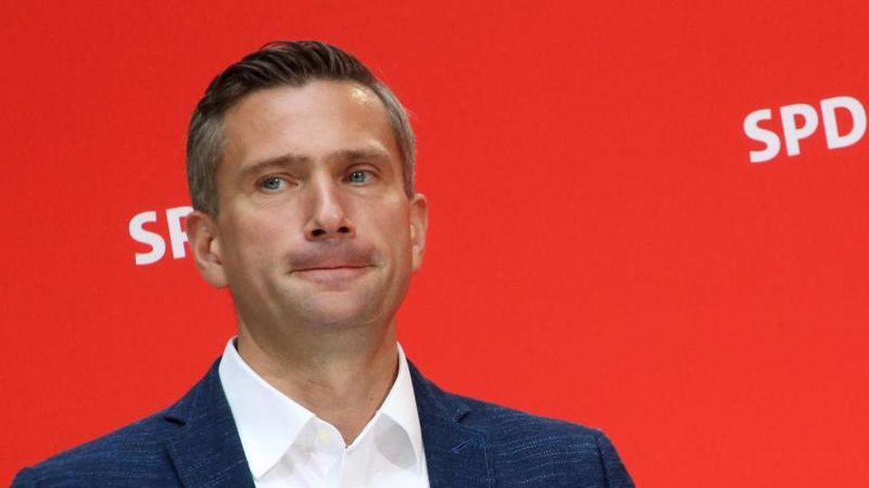 Martin Dulig (SPD), Wirtschaftsminister von Sachsen. Foto: Wolfgang Kumm/dpa/Archivbild