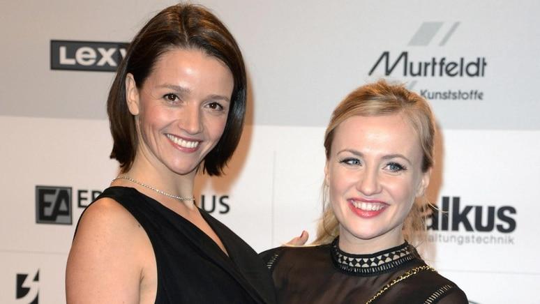 Die AWZ-Stars Kaja Schmidt Tychsen und Ania Niedieck sind privat gute Freundinnen.
