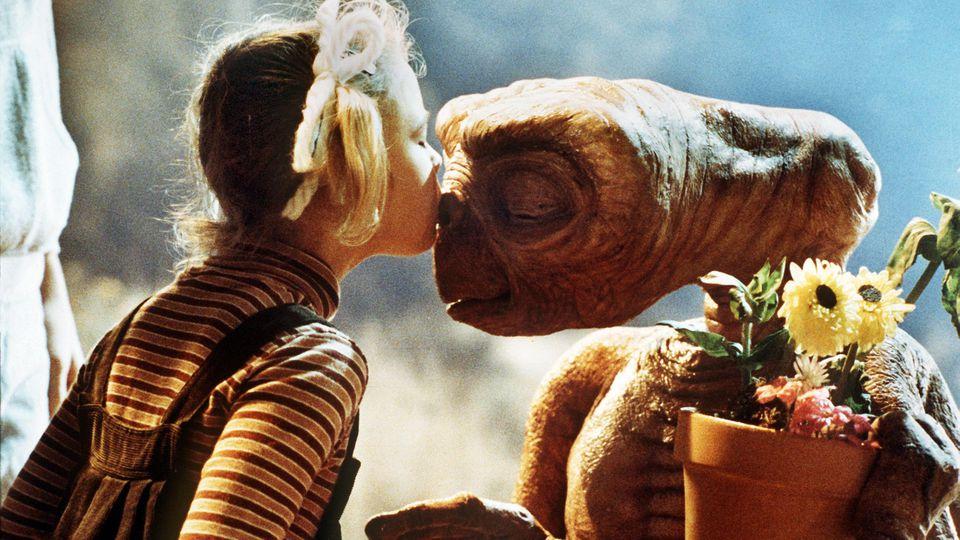 E.T. Neuverfilmung