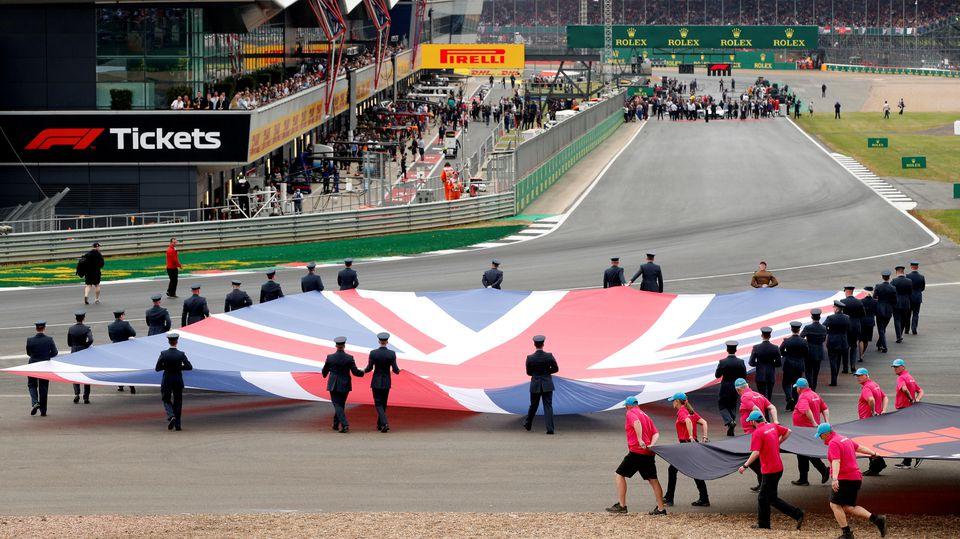 FILE PHOTO: FILE PHOTO: Formula One F1- British Grand Prix