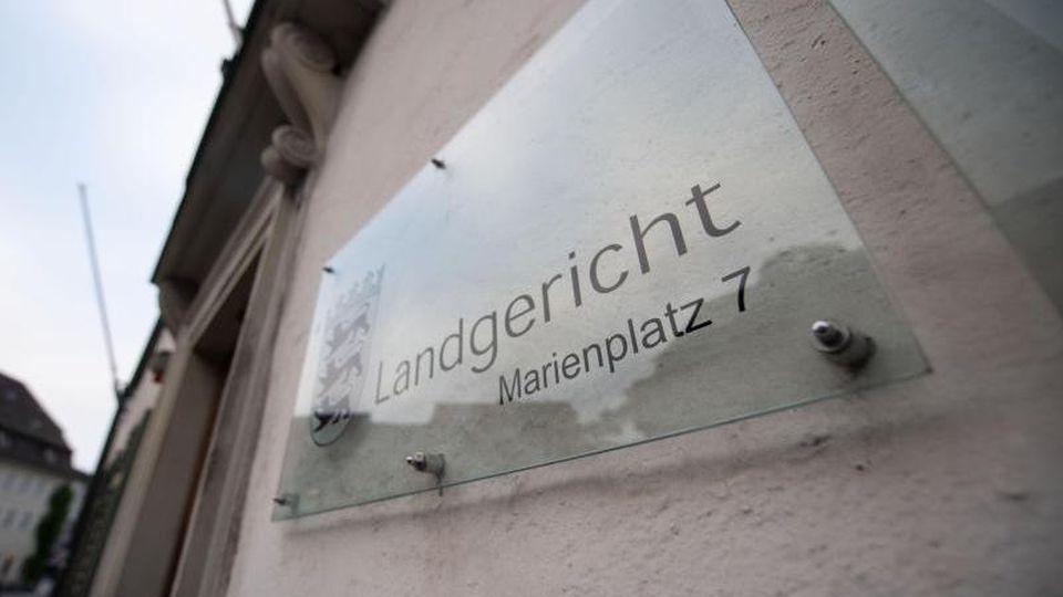 Landgericht Ravensburg.Foto: Marijan Murat/Archivbild