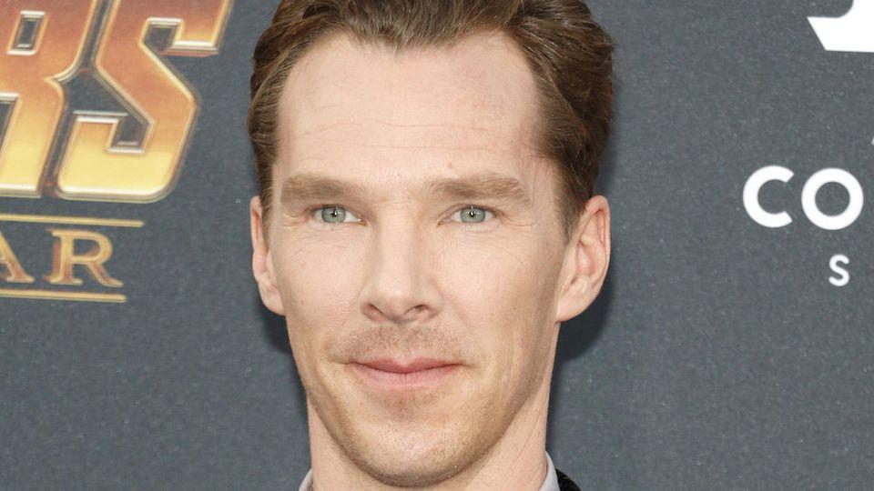 Benedict Cumberbatch hat seine Eltern durch seinen Berufswunsch enttäuscht