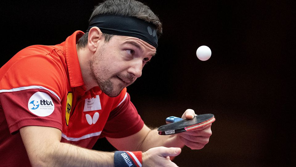 Timo Boll wird 40