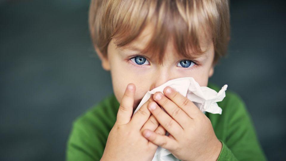 Ihr Kind ist krank? Sie haben allen Grund, sich zu freuen!