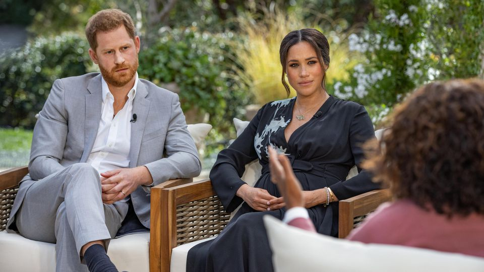 Oprah Winfrey interviewt Prinz Harry und Meghan - RTL & VOX zeigen das Interview exklusiv in voller Länge