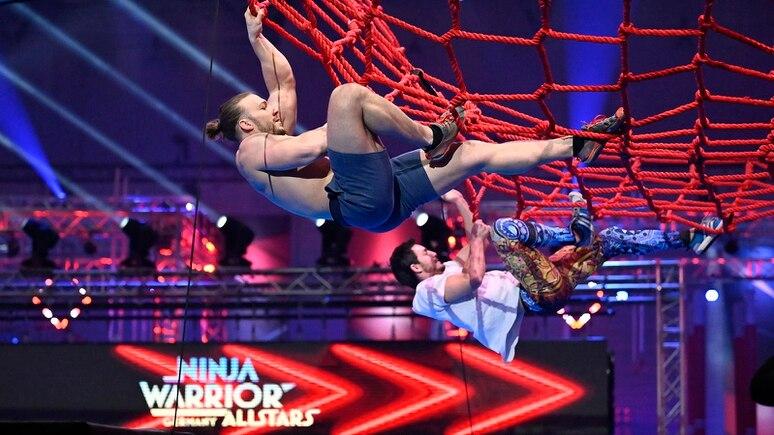 """Jetzt sind die """"Ninja Warrior Germany Allstars"""" an der Reihe."""