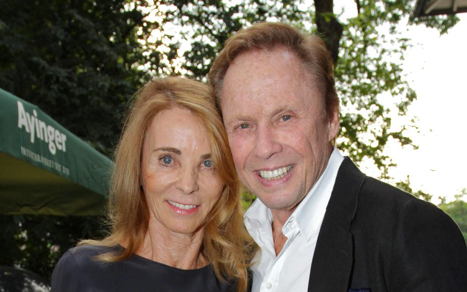 Peter und Ingrid Kraus führen eine Bilderbuch-Ehe