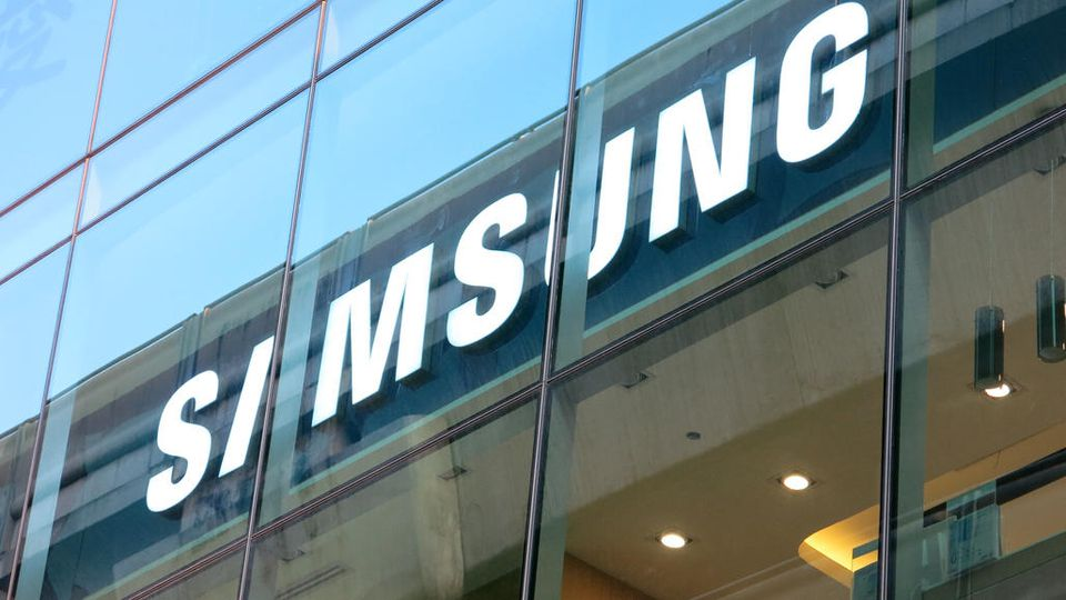 Samsung wirft ein Falt-Phone ins Rennen.