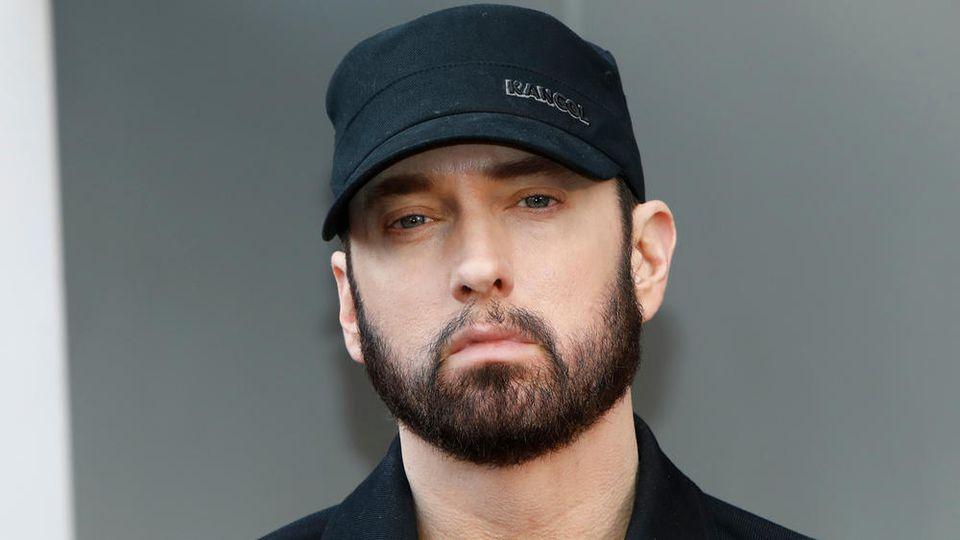 Vater zu sein ist für Rapper Eminem das größte Glück