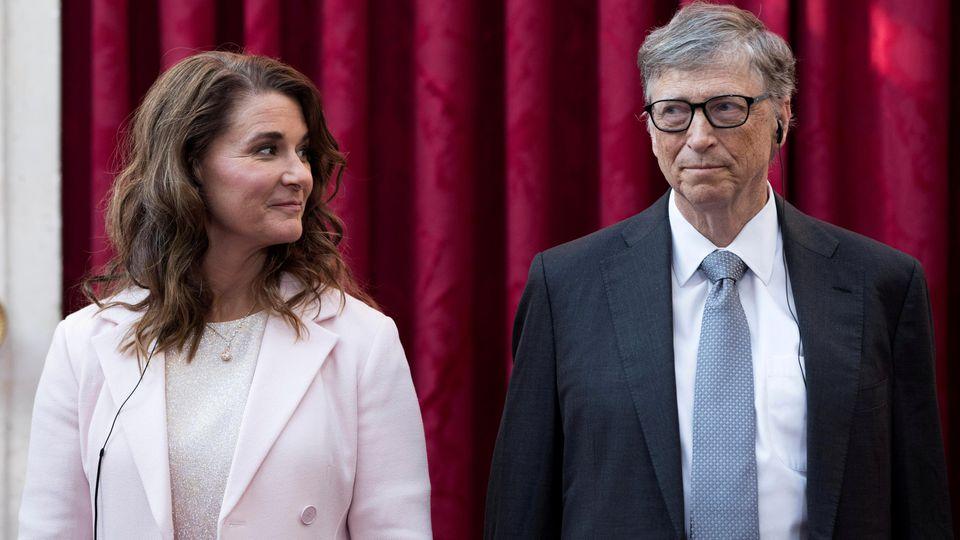 Melina und Bill Gates lassen sich überraschend scheiden