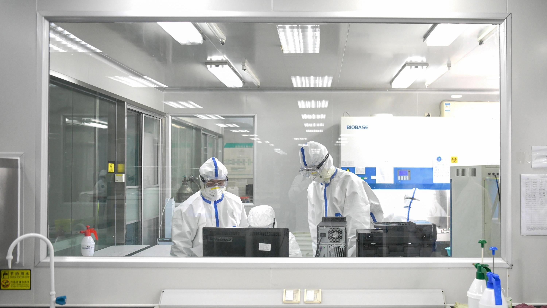 Was passierte wirklich im Labor in Wuhan?