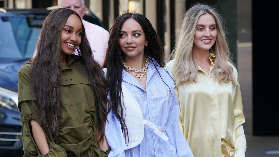 Die drei verbliebenen Sängerinnen von Little Mix
