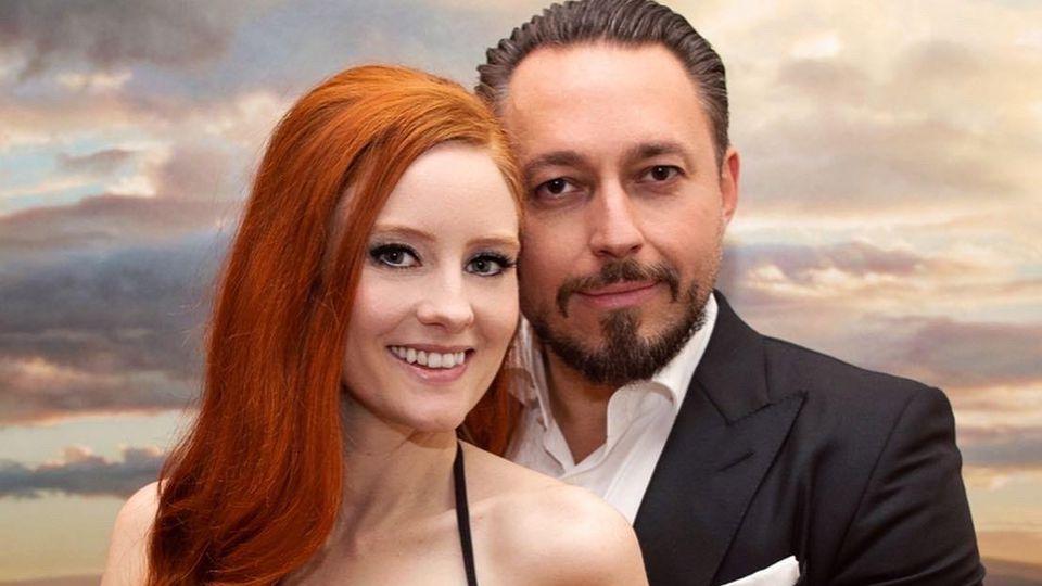 Barbara Meier und ihr Ehemann erwarten ihr erstes gemeinsames Kind.