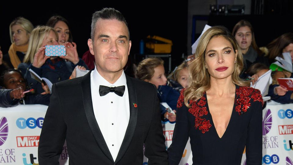 Robbie Williams und Ayda Field sind seit 2010 verheiratet