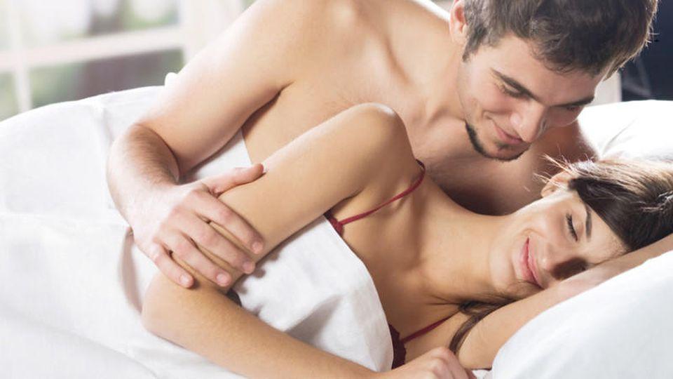 Das Verhütungs-Gel muss einmal am Tag auf die Schulter des Mannes aufgetragen werden.