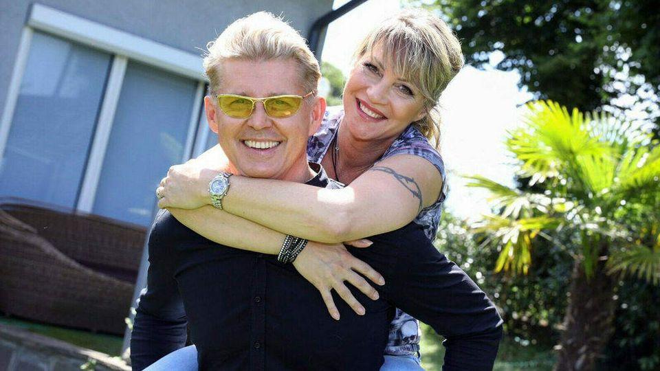 Markus Mörl und Yvonne König haben live bei RTLzwei geheiratet