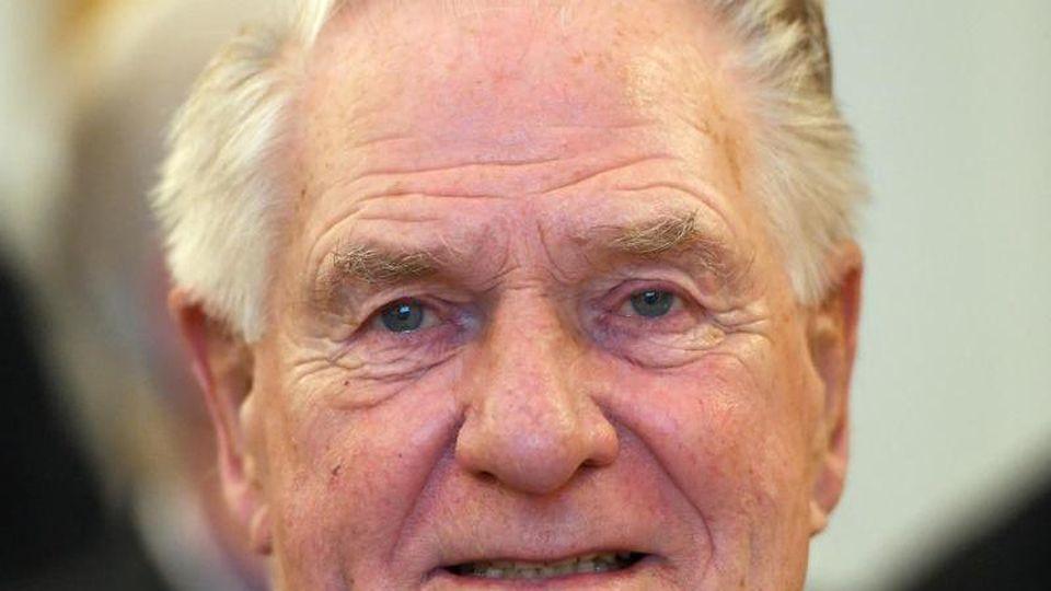 Heinrich Boge, früherer Präsident des Bundeskriminalamtes (BKA). Foto: picture alliance / Arne Dedert/dpa/Archivbild