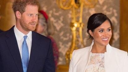 Herzogin Meghan Und Prinz Harry Suchen Eine Männliche Nanny Für Das