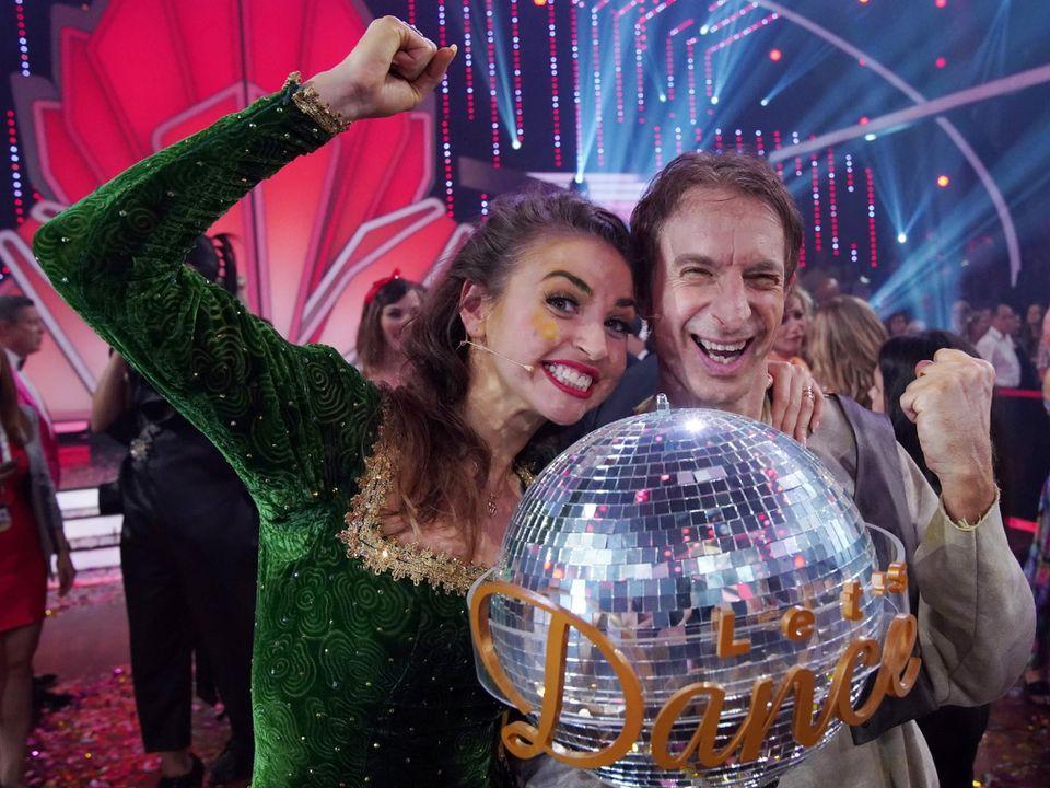 Lets Dance Gewinner 2019