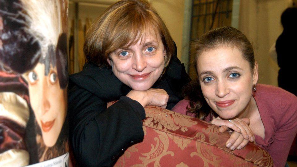 Tochter Anna übt Kritik: Katharina Thalbach muss raus aus ihrer Wohnung