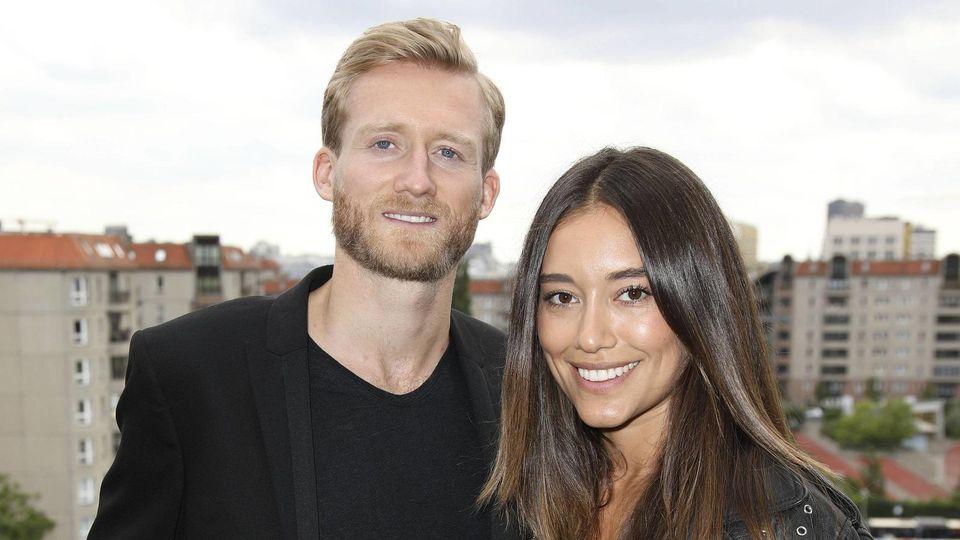 André Schürrle und Anna Sharypova haben geheiratet