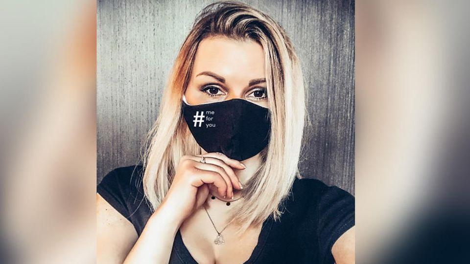Tamara Schwab macht sich für eine Mundschutz-Pflicht stark.