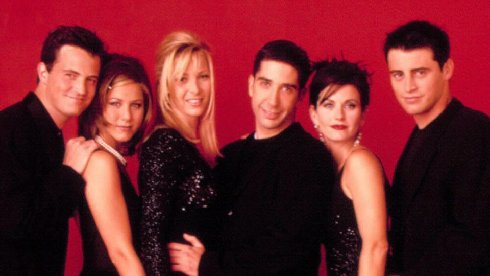 """Rotes Licht für die Dreharbeiten zum """"Friends""""-Special?"""