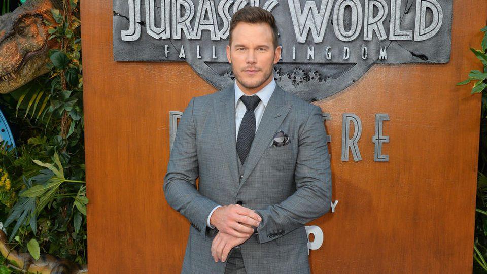 """Chris Pratt wird im dritten """"Jurassic World""""-Teil zu sehen sein."""