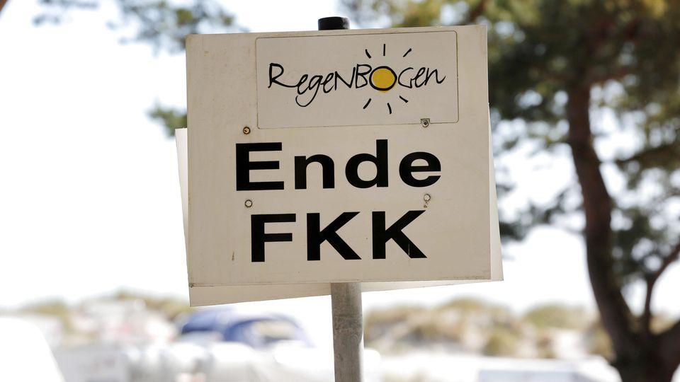 Wer macht eigentlich noch FKK in Deutschland?
