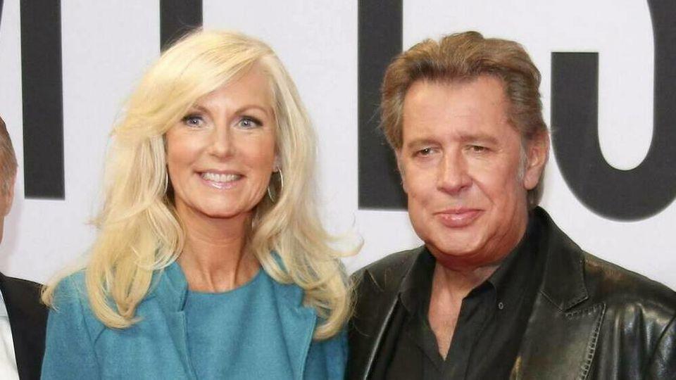 Marion und Jan Fedder waren von 2000 bis zu seinem Tod verheiratet