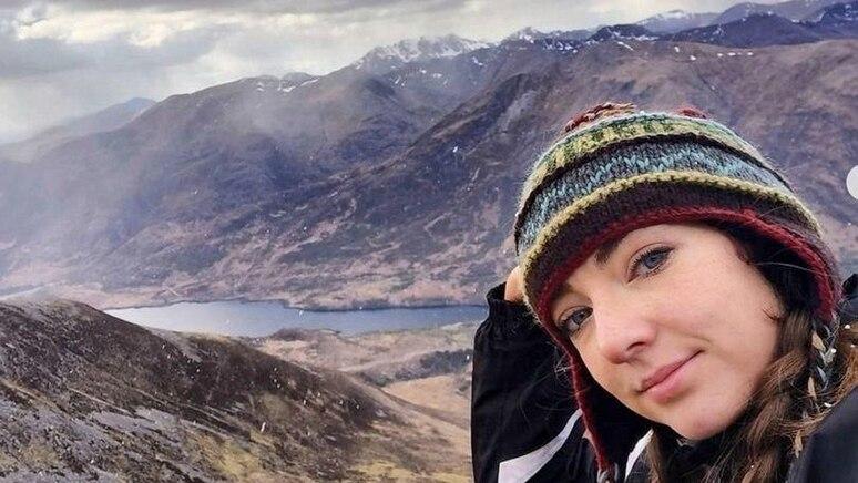 Die 24-jährige Britin Sarah Buick ist offenbar am Ben Nevis abgestürzt