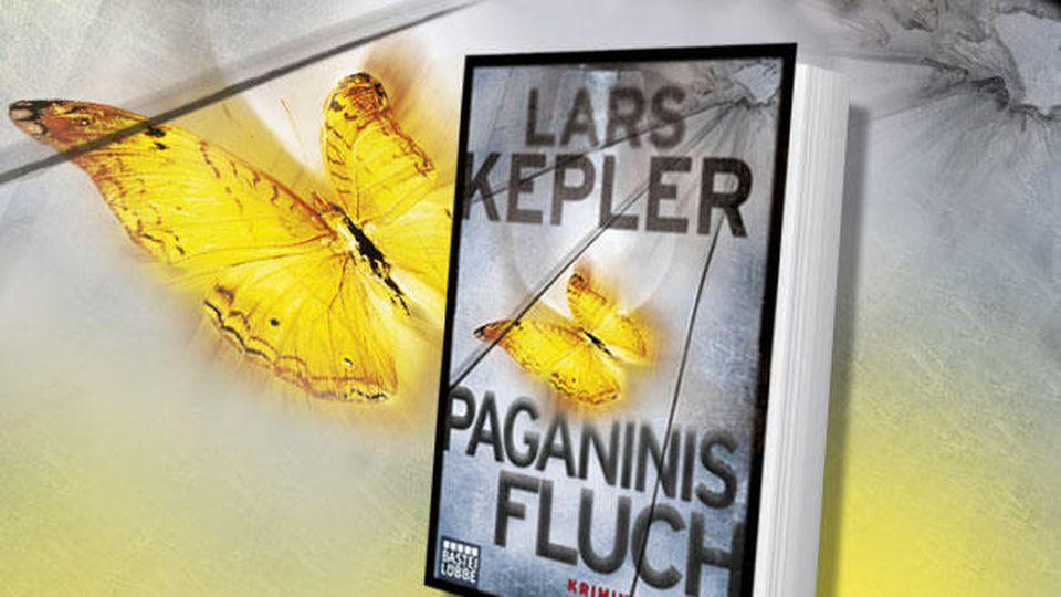 Lars Kepler: Paganinis Fluch