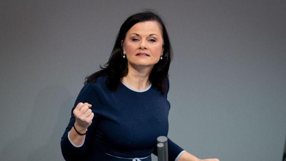 Gitta Connemann, CDU-Bundestagsabgeordnete. Foto: Kay Nietfeld/dpa/Archivbild