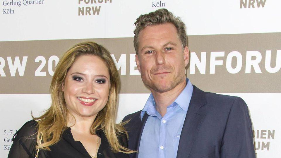 Caroline Frier und Dirk Borchardt waren 4 Jahre lang verheiratet.