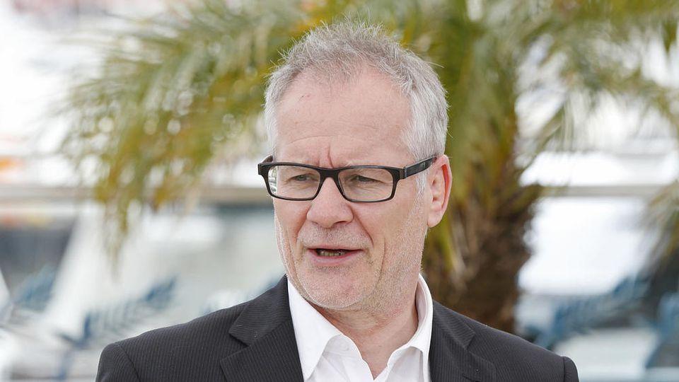 Festivaldirektor Thierry Fremaux will keine virtuellen Filmfestspiele an der Côte d'Azur