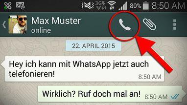 Mit Whatsapp Telefonieren Whatsapp Mit Festnetznummer