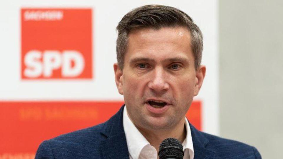 Martin Dulig (SPD), Sachsens Wirtschaftsminister. Foto: Robert Michael/dpa/Archivbild
