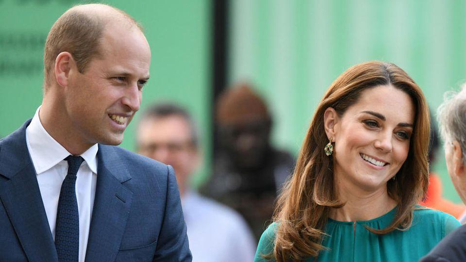 Prinz William und Herzogin Kate haben offenbar genug von der britischen Klatschpresse.