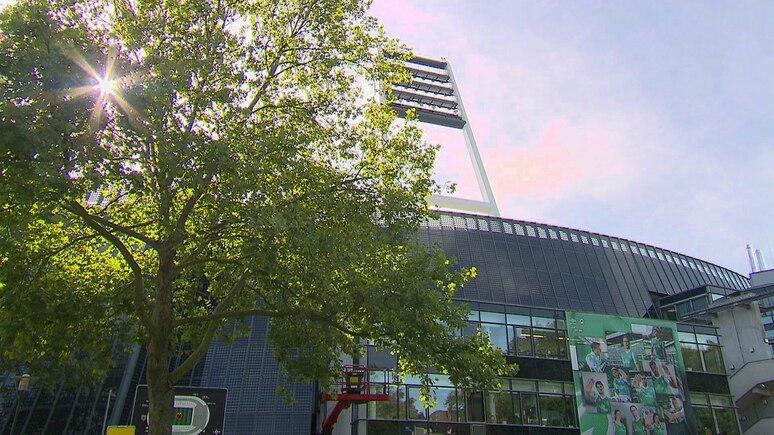 Vor dem Weserstadion steht am Samstag von 11 bis 18 Uhr ein Impfmobil.