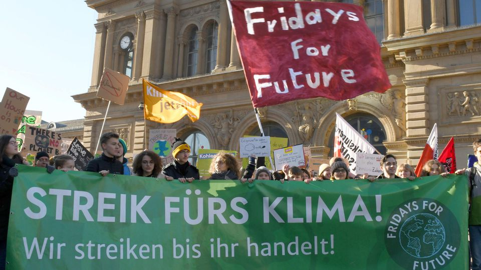 "Kampagne ""Fridays for Future"""