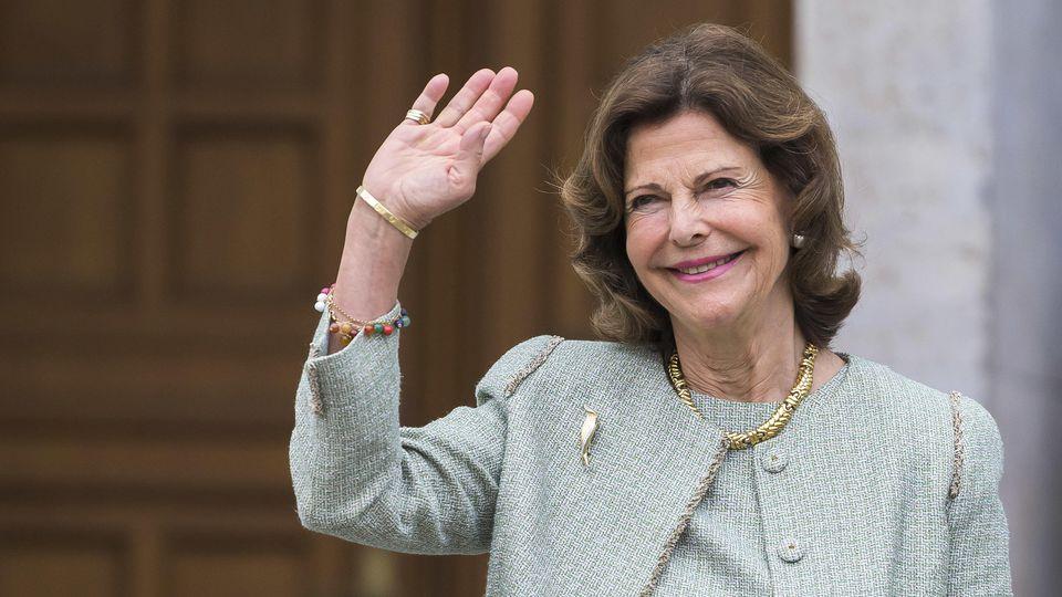 Wie geht es Königin Silvia nach ihrem Ski-Unfall?