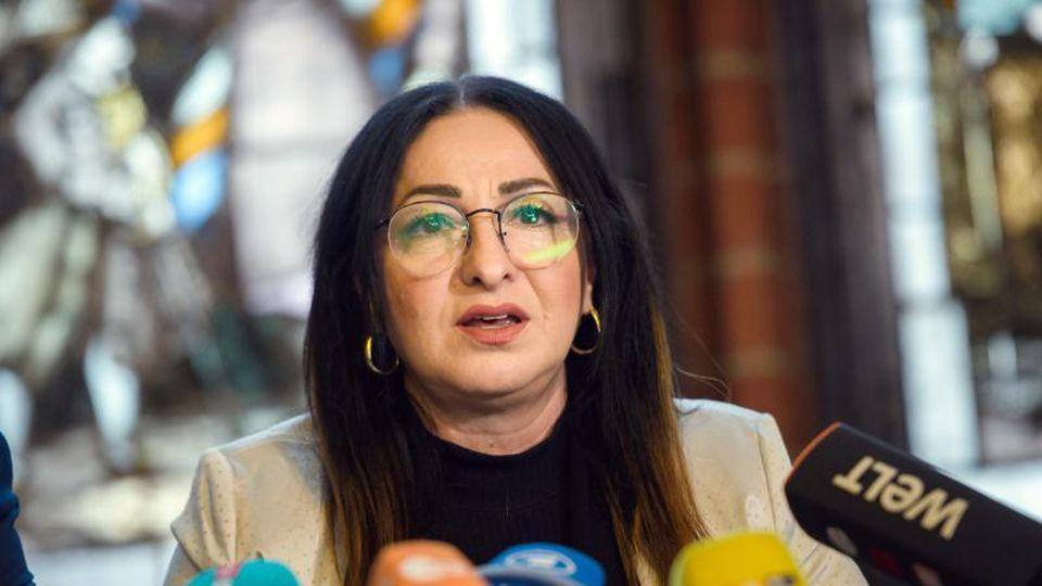 Dilek Kalayci (SPD), Berlins Senatorin für Gesundheit, Pflege und Gleichstellung. Foto: Gregor Fischer/dpa