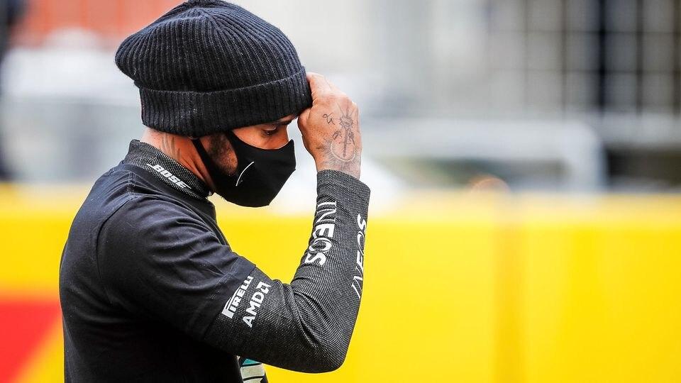 Im vergangenen Jahr machte Lewis Hamilton mit seinem Triumph in Istanbul seinen 7. WM-Titel perfekt