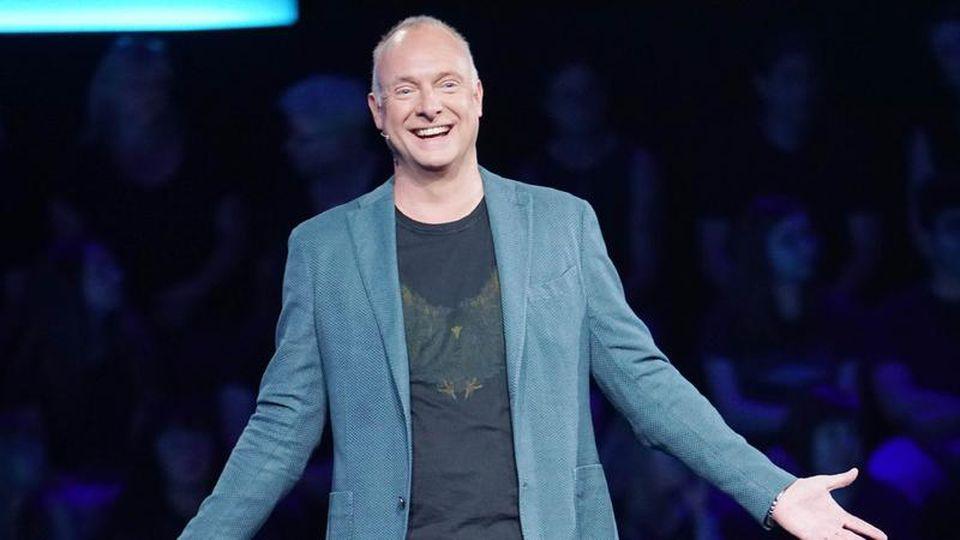 """Frank """"Buschi"""" Buschmann moderiert """"5 gegen Jauch"""""""