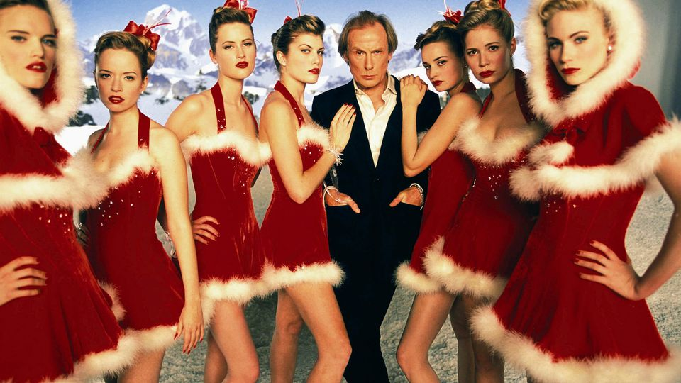 Bill Nighy Characters: Billy Mack Film: Love Actually USA/UK/FR 2003 Director: Richard Curtis 07 September 2003 PUBLICATIONxINxGERxSUIxAUTxONLY Copyright: MaryxEvansxAFxArchivexWorkingxTitle 12612953 editorial use only